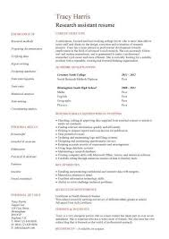 Sample Resume With No Work Experience by Download Market Research Resume Sample Haadyaooverbayresort Com