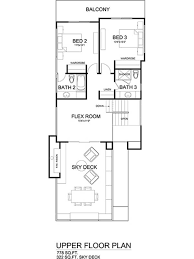 Houseplans Com by Modern Style House Plan 3 Beds 3 50 Baths 1990 Sq Ft Plan 484 1