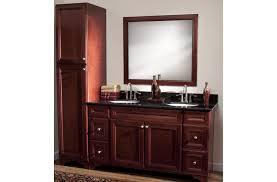 Solid Wood Vanities For Bathrooms Cherry Avalon U2013 Bathroom Cabinets U2013 Solid Wood Cabinets