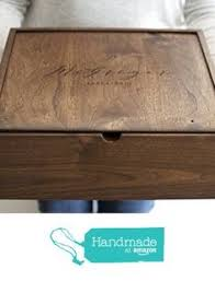 Personalized Wooden Boxes The Evan Packaging Box Wood Packaging Pinterest Packaging