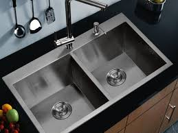 kitchen sink with faucet set kitchen sink ruvati rvc stainless steel kitchen sink and chrome