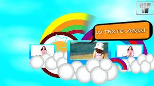 free template sony vegas pro 11 12 13 kids 0i tame