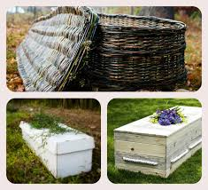 burial caskets biodegradable burial containers for green burial coffins