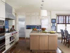 Kitchens With Backsplash Kitchen Backsplash Ideas Designs And Pictures Hgtv
