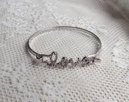 silver love bangle bracelet images Love bangle etsy jpg
