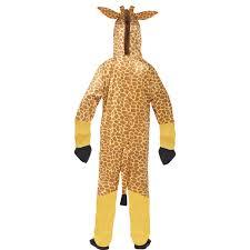 giraffe halloween costumes kids madagascar melman the giraffe fancy dress costume 20485