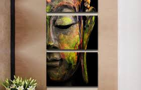 home decor buddha home decor paintings online cheap buddha oil wall living room