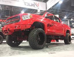 toyota tundra lifted 2007 2017 toyota tundra 6 8 inch suspension lift kit