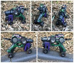 monster trucks grave digger bad to the bone grave digger monster truck nerf mod nerf