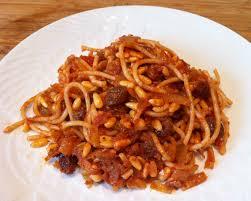 cuisiner pates pâtes aux anchois et aux tomates envie de cuisiner