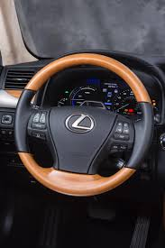 lexus ls features 2015 lexus ls coming with improved infotainment and suspension