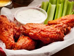 the days of 10 cent wing nights may be for food wine