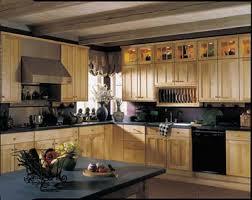 Kitchen Cabinets - Natural kitchen cabinets