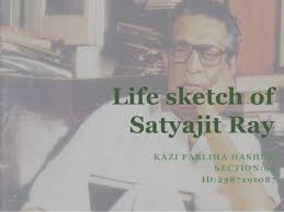 biography of satyojit ray