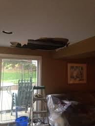 Ceiling Water Damage Repair by Ceiling Water Damage Repair Guide Preventing Mold