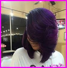 layered long bob hairstyles for black women awesome layered bob haircuts for black women hairstyles