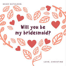 be my bridesmaid invitations customize 42 be my bridesmaid invitation templates online canva