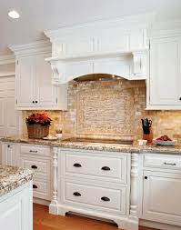 Classic White Kitchen Cabinets Classic White Traditional Kitchen Plain U0026 Fancy Cabinetry