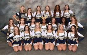 cheerleading thomas county central high