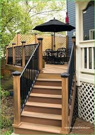 deck lights lowes led lighting image of perfect solar step