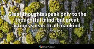 thoughtful quotes brainyquote