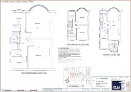 terraced house loft conversion floor plan 2 bedroom loft conversion plan home plans ideas