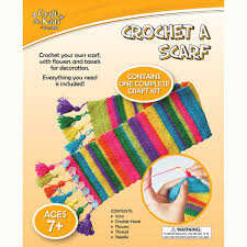 crochet a scarf by craft for kids bms wholesale