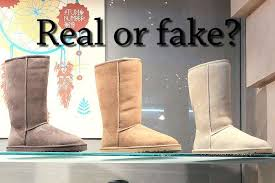 ugg boots australia genuine how to spot uggs 10 easy things check by pictures