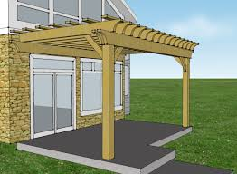 patio u0026 pergola attached pergola kits uk amazing attached
