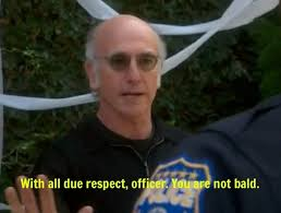 Larry David Meme - pic 4 larry david knows how to write the rules meme guy