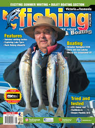 Seeking Branzino Song Tasmania Fishing Monthly January 2017 By Fishing