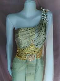 Thai Wedding Dress Thai Wedding Dress Traditional Bridal Gown Formal Beautiful