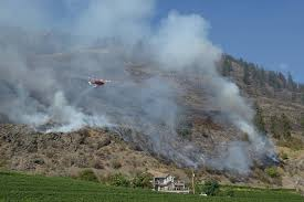 Bc Wildfire Drone by Okanagan Evacuees Count Their Blessings And Losses As Fire Still
