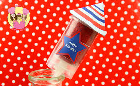4th july rocket push pops make these cake shooters for