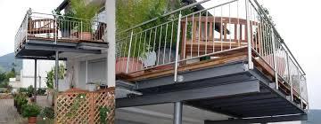 balkon metall balkone erweiterungen mainz