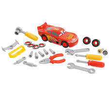 disney pixar cars 3 race ready lightening mcqueen set toys