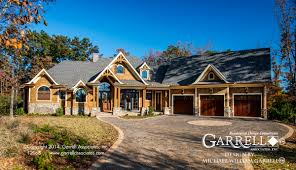 Luxury Craftsman Style Home Plans Home Design Professional Architect And Home Design By Garrell