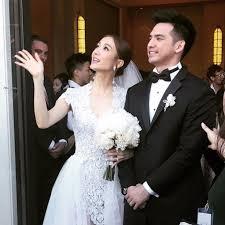 wedding dress grace grace wong s wedding dress popsugar fashion