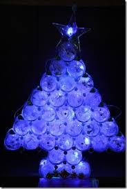 pharmacy bottle christmas tree u2014 crafty staci