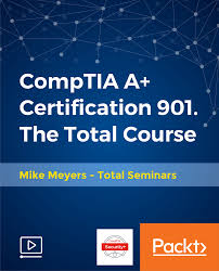 comptia a certification 901 the total course video packt books