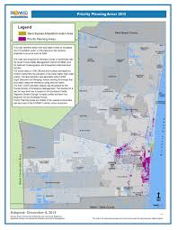 Map Of Fort Lauderdale Florida by Sea Level Rise