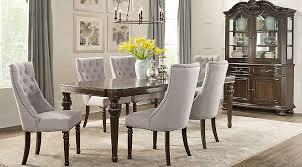 7 pc dining room set whittington cherry 7 pc dining room dining room sets wood