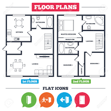 sample house floor plan evacuation floor plan epc work steps of the accounting process