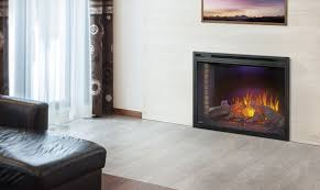 Napoleon Electric Fireplace Napoleon Ascent 40 Electric Fireplace Bef40h