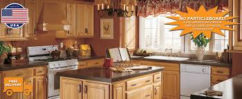 all wood kitchen cabinets made in usa stock cabinets honey finish hardwood norfolk kitchen bath