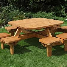 11 best picnic table ideas images on pinterest gardens wood and