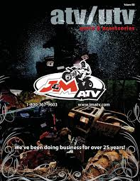 j u0026m atv supply atv utv parts catalog version 21 by j u0026m atv supply