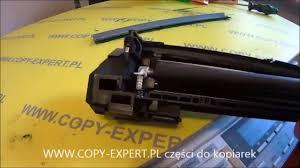 drum blade charge roller ricoh af mp 2553 3010 3053 3350 3351 3352
