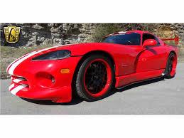 Dodge Viper Race Car - 2002 dodge viper for sale classiccars com cc 963143
