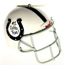 indianapolis colts ornaments gifts personalized